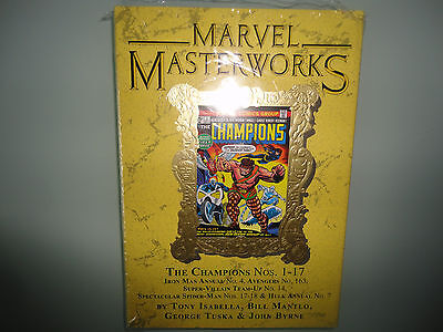 MARVEL MASTERWORKS 229 THE CHAMPIONS - NM/MINT condition