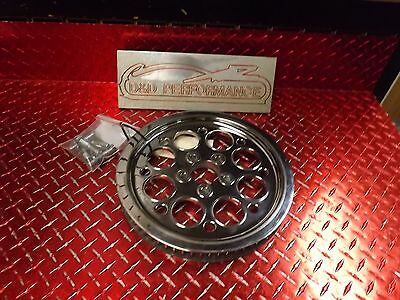 01 - 06 Harley Davidson Heritage Softail Chrome Rear Pulley 69 Tooth See De Hst5
