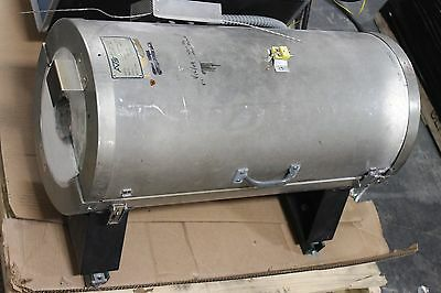 "ATS Applied Test Systems  Lab Tube Furnace 28"" LONG 3"" DIAMETER 2150F CLAMSHELL"