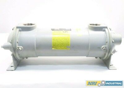 American Industrial STS-1202-A4-FP 1-1/2 X 2 In Npt Heat Exchanger 300f