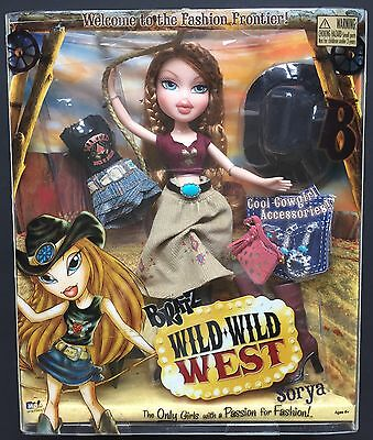 Bratz Wild Wild West Sorya Doll New