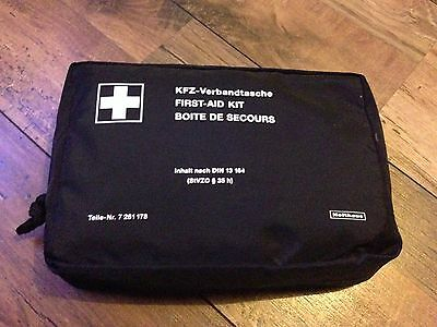 Rare Bmw / Mini 1St First Aid Medical Emergency Kit Cooper S D 1 3 Series M3 X5