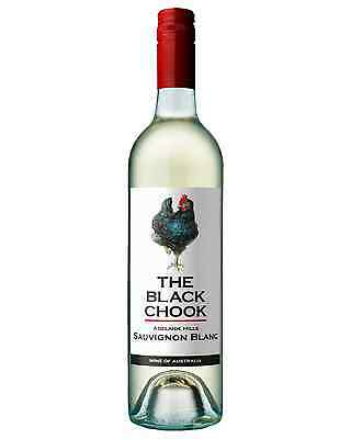 The Black Chook Sauvignon Blanc 2016 case of 6 Dry White Wine 750mL