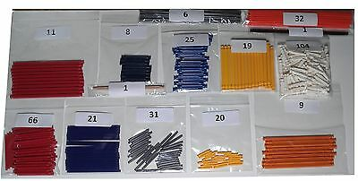 KNEX Replacement Parts Lot - Approximately 1,100 pieces