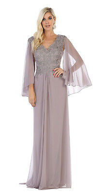 Sale Special Occasion Evening Formal Lace Dress Red Carpet Plus Size Classy Gown