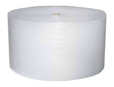 "Small Bubbles Perforated Wrap 700 ft 3/16""x 12"" Bubble Padding Roll 12"" wide"