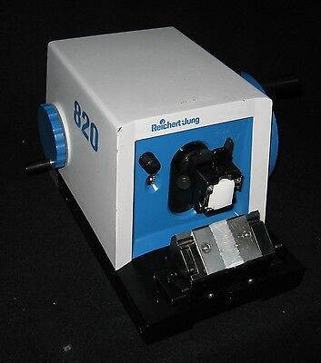 Reichert Model 820 Microtome - Fully Reconditioned