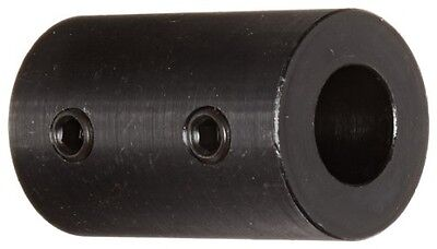 Climax Metal Climax Part RC-062 Mild Steel, Black Oxide Plating Rigid Coupling,