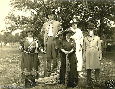 1921-Confederate Veterans & United Daughters of the Confederacy Battle of Brices