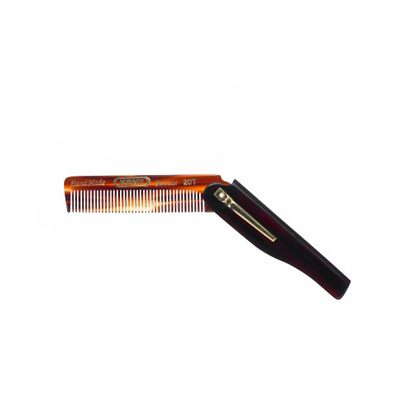 Peigne Barbe Pliant Kent Folding de 100 mm