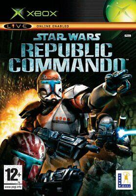 Star Wars: Republic Commando (Xbox) - Game  7PVG The Cheap Fast Free Post