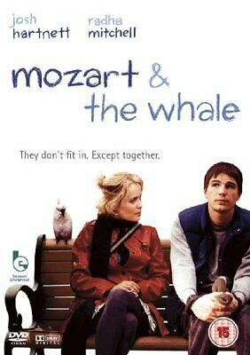 Mozart and the Whale [DVD] - DVD  KIVG The Cheap Fast Free Post