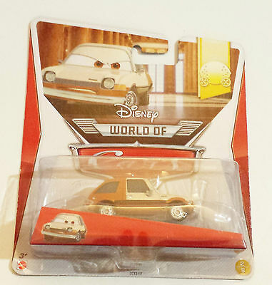 Tubbs Pacer Disney Pixar World of Cars 2/8 MOSC New