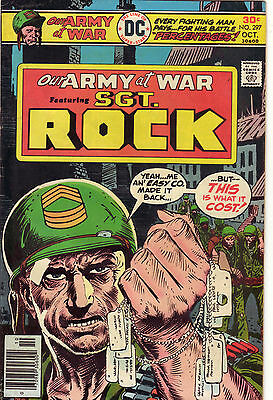 Our Army At War #297 Oct. 1976 Vf