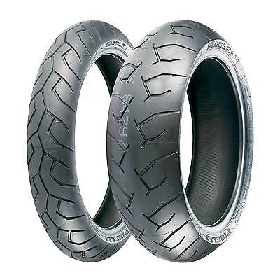 Pirelli Motorcycle/Bike Diablo 160/60 ZR17 MC (69W) TL - Single Rear Tyre