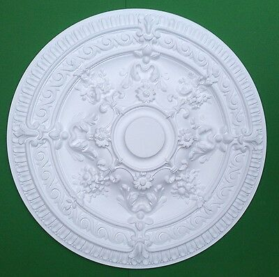 Ceiling Rose Strong Lightweight Resin (Not Polystyrene) Size 660MM - 'HELENA'