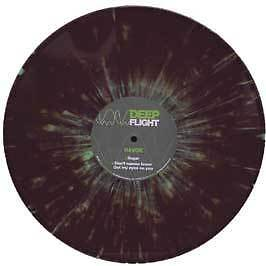 Havok - Sugar (Brown Vinyl) - Deep Flight - 2006 #184310