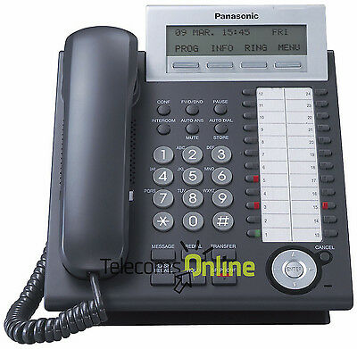 Panasonic KX-NT343 IP Phone with 1 Year Warranty Inc VAT & Delivery