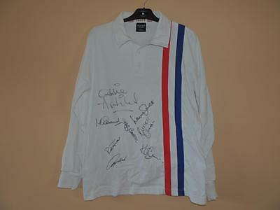 Signed  Escape to Victory shirt by 8   Proof  COA
