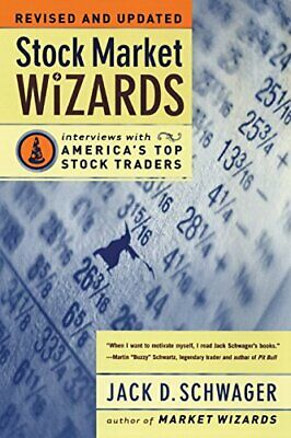 Stock Market Wizards: Interviews with America'... by Schwager, Jack D. Paperback