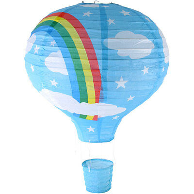 Air Balloon Light Shade Perfect For Childrens Room or Nursery