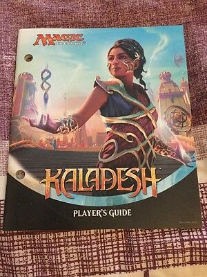 Mtg, Kaladesh Player's Guide. From Bundle