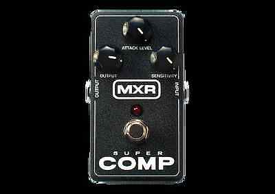 Jim Dunlop MXR Supercomp Guitar Compressor Effects Pedal M132