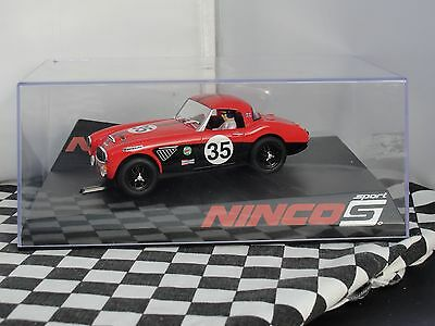 Ninco Sport  Austin Healey  Red   #35  50608   1:32 New Old Stock Boxed