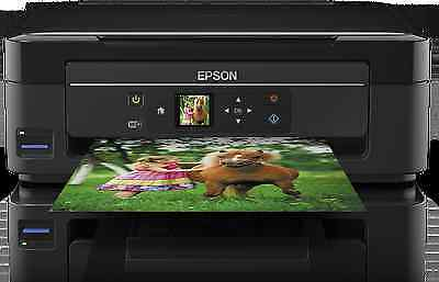 Epson Expression Home XP332 All in One Wireless Colour Inkjet Printer  Brand New