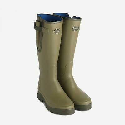 Le Chameau Mens Vierzonord Neoprene Lined Boots Wellington Boot Wellies