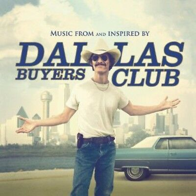 Various Artists - Dallas Buyers Club (Original Soundtrack) [New CD] UK - Import