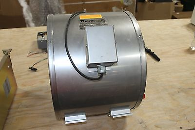 Thermcraft 2334-6-1Zh-St Tube Furnace Nice