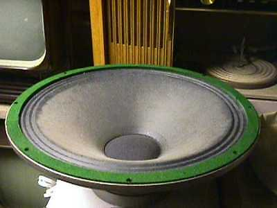 """FANE 18"""" SPEAKER FROM THE 70s IN EXCELLENT CONDITION"""