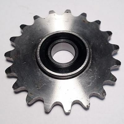 "Dalton 35BB19H 1/2"" Bore #35 Roller Chain Idler Sprocket 35A19-102 1/2 (NEW) BC3"