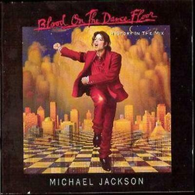 Michael Jackson : Blood On the Dance Floor: HIStory in the Mix CD (1999)