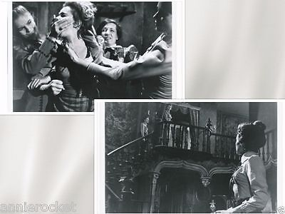 "American International Pictures-2 8"" X 10""-Movie Photos-#7100-30-&-35-#681-1971"