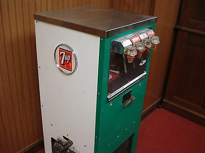 Vintage Cornelius 7-UP Soda Mixing Machine 1950's Coca-Cola Post Mix Cooler