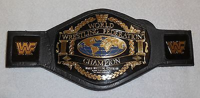 Vintage WWF WRESTLING CHAMPIONSHIP Foam Belt 1988 TITAN SPORTS, INC.