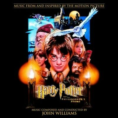 John Williams - Harry Potter (Original Soundtrack) [New CD] Argentina - Import