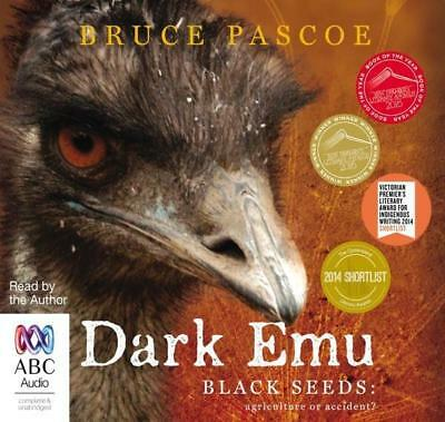 NEW Dark Emu By Bruce Pascoe Audio CD Free Shipping