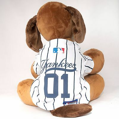 sale retailer 9208e 902f7 NEW YORK YANKEES Dog Jersey MLB Baseball Officially Licensed Pet Product