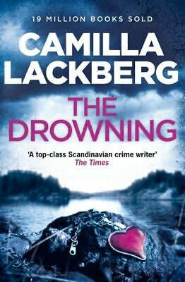 The drowning by Camilla Lackberg (Paperback)