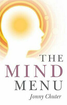The Mind Menu by Jonathan Chuter Paperback Book The Cheap Fast Free Post