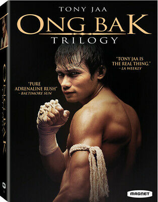 Ong Bak Trilogy [New DVD] Boxed Set, Dubbed, Subtitled, Widescreen, Ac-3/Dolby