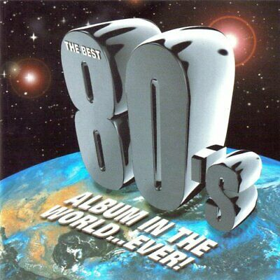 Various - The Best 80's Album In The World ... Ever! - Various CD 3DVG The Cheap