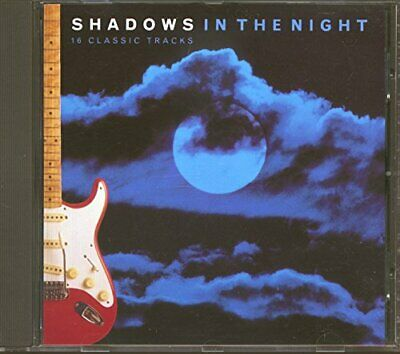 Shadows, The - Shadows in the Night - Shadows, The CD QEVG The Cheap Fast Free