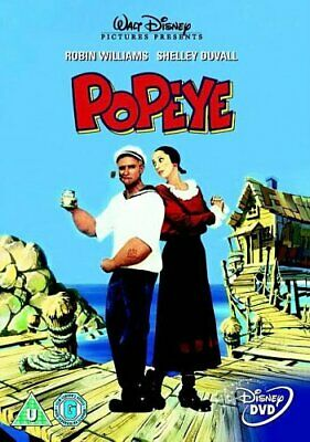 Popeye [DVD] - DVD  AGVG The Cheap Fast Free Post