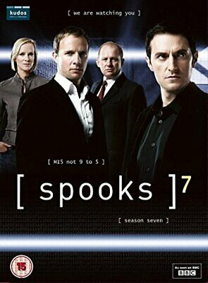 Spooks - Series 7 [DVD] - DVD  PIVG The Cheap Fast Free Post