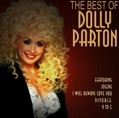Dolly Parton - the best of dolly parton - Dolly Parton CD 8FVG The Cheap Fast