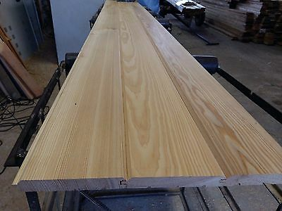 Siberian Larch Exterior Cladding Boards A Grade 22x145mm 4.0m Value 1 Pack